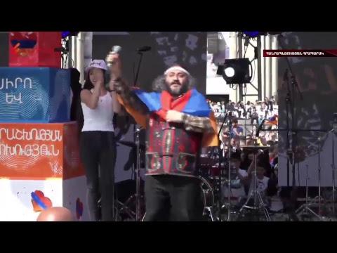 Վարչապետի ընտրություն. Ուղիղ միացում Հանրապետության հրապարակից և Ազգային ժողովից - DomaVideo.Ru