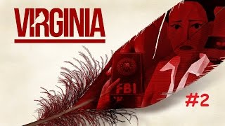 Hey there peeps. I kinda lost the audio files, so its just the gameplay. Virginia is a single-player first-person thriller set in a small town with a secret. Experience a missing person investigation through the eyes of graduate FBI agent Anne Tarver. I hope you enjoy. Don't forget to hit that like and subscribe button.