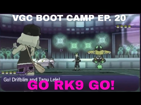 VGC BOOT CAMP EP. 20: GO RK9 GO!