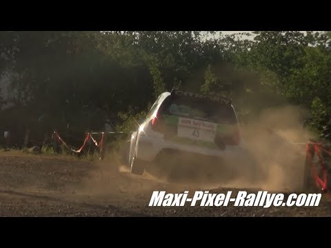 Rallye du 14 Juillet 2018 - Crash & Show [HD]