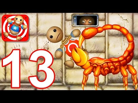 Kick The Buddy - Gameplay Walkthrough Part 13 - All Animals Weapons (ios)