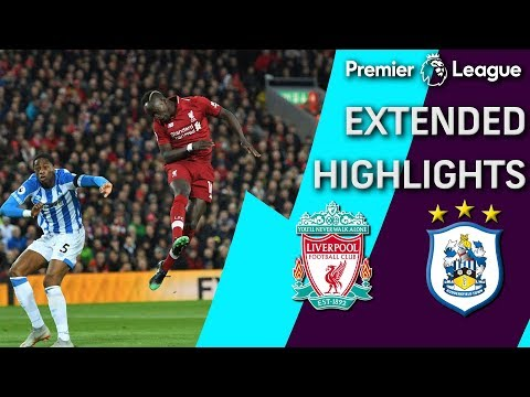 Liverpool v. Huddersfield | PREMIER LEAGUE EXTENDED HIGHLIGHTS | 4/26/19 | NBC Sports