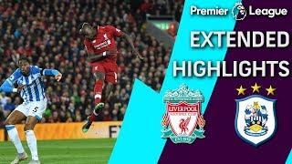 Liverpool v. Huddersfield | PREMIER LEAGUE EXTENDED HIGHLIGHTS | 4/26/19 | NBC Sports