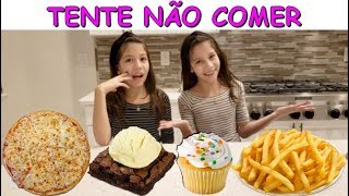 Video TENTE NÃO COMER MP3, 3GP, MP4, WEBM, AVI, FLV Desember 2018