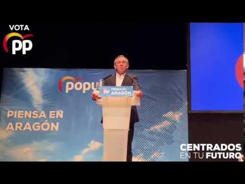 #26M Acto de campaña de Beamonte en Tarazona