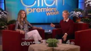 Video Celine Dion Interview on Ellen 9/11/13 [HD 1080p] MP3, 3GP, MP4, WEBM, AVI, FLV Juli 2018