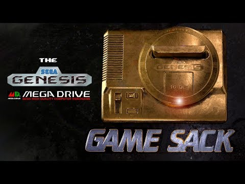 The Sega Genesis / Mega Drive - Review - Game Sack