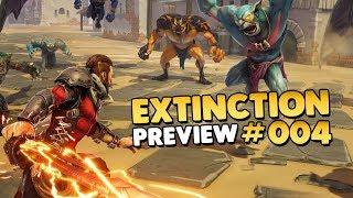 Let's Play Extinction - Preview • #004 [Gameplay][Deutsch][German]