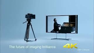 4K TV CM