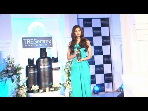 Diana Penty launches new Tresemme products