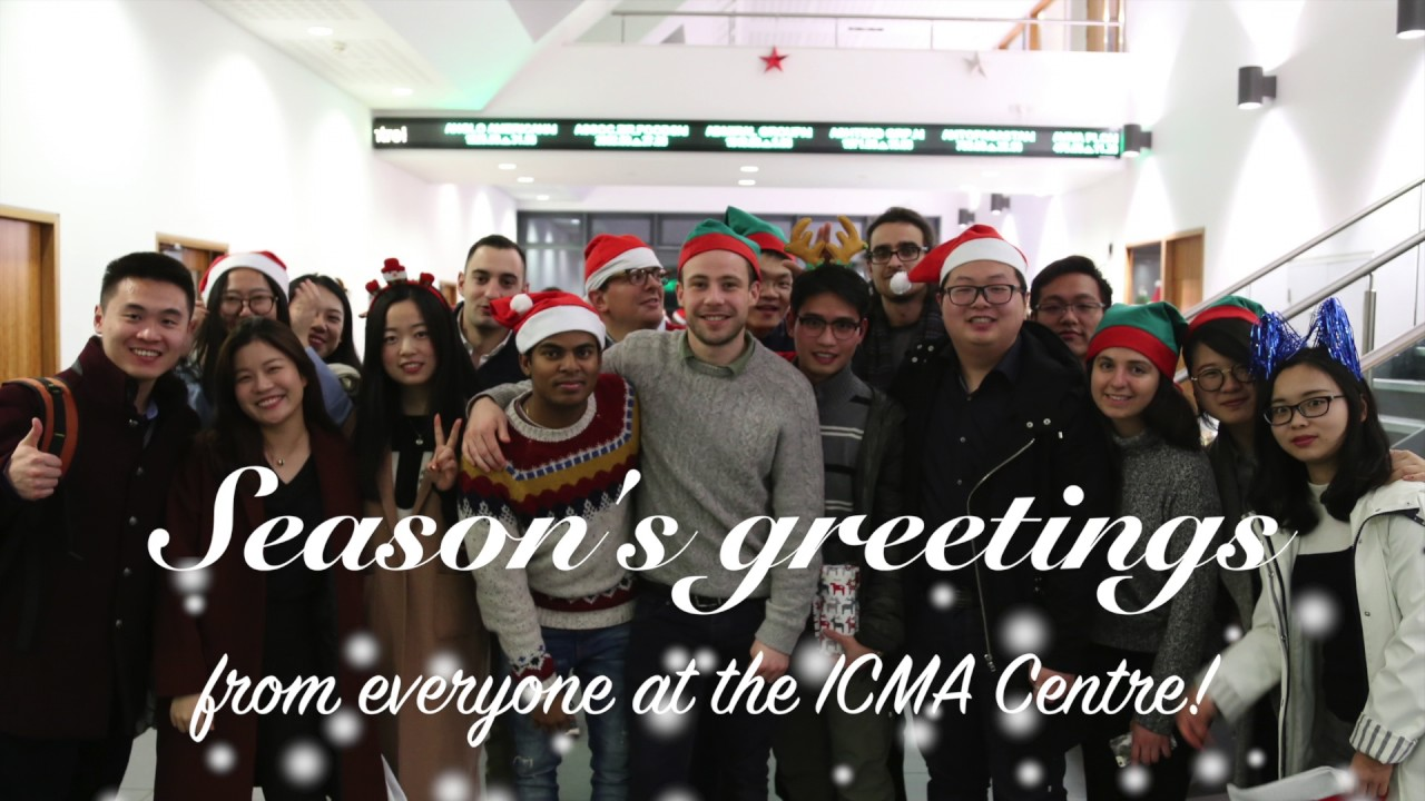 A Look Back At 2016 Icma Centre