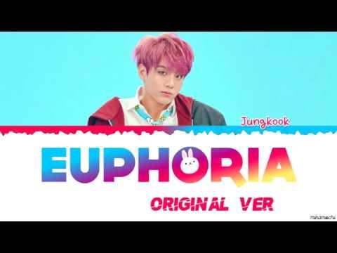 |Original| BTS JUNGKOOK - EUPHORIA Lyrics [Color Coded Han_Rom_Eng]