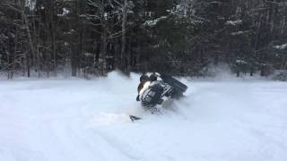 5. Fooling around, 2008 Polaris Switchback 700