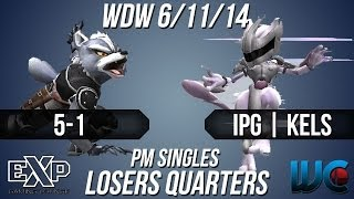 WDW 6/11/14 – 5-1 (Wolf) vs. Kels (Mewtwo) PM Insane game!