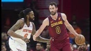 Video Cleveland Cavaliers vs New York Knicks NBA Full Highlights (12th February 2019) MP3, 3GP, MP4, WEBM, AVI, FLV Februari 2019