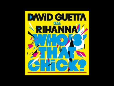 David Guetta feat. Rihanna - Whos That Chick [HD]