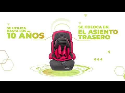 Seguridad Vial Sistema de retención infantil
