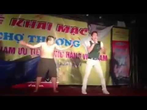 Hot boy Hải Dương nhảy cuồng nhiệt với Chu Bin