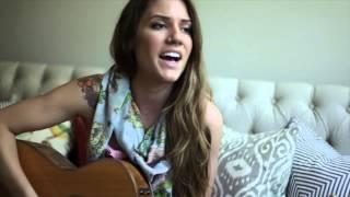 Skinny Love - Bon Iver (Katelyn Read - Music Monday Acoustic Cover)