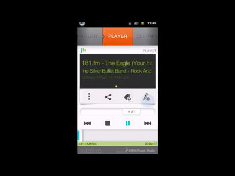Video of XiiaLive™ Pro - Internet Radio