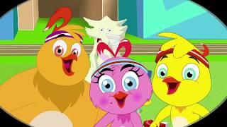 Eena Meena Deeka  Música Masti  Desenhos animados para crianças  WildBrain em Português ⏩⏩⏩ SE INSCREVER to...