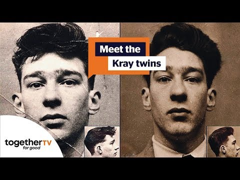 Meet the Kray Twins, Notorious East End Gangsters