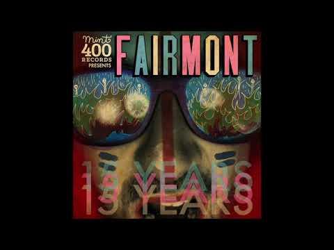 """FAIRMONT """"15 Years"""""""
