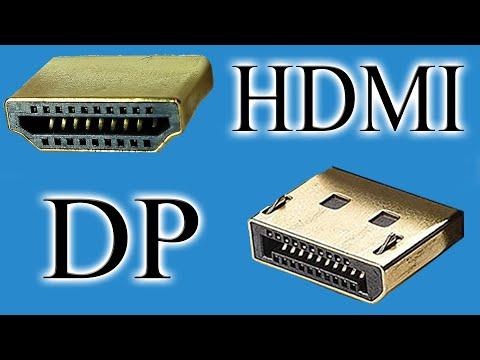 HDMI vs Display Port - Explained