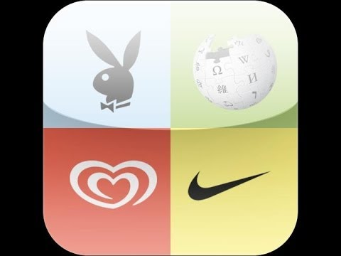 Logo Quiz Ultimate - Level 34 [HD] (iphone, Android, iOS)