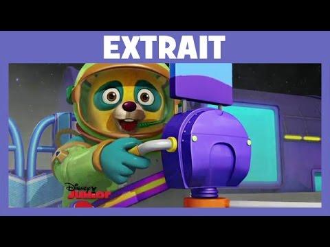 Disney Junior - Agent Spécial OSO : Extrait - Français