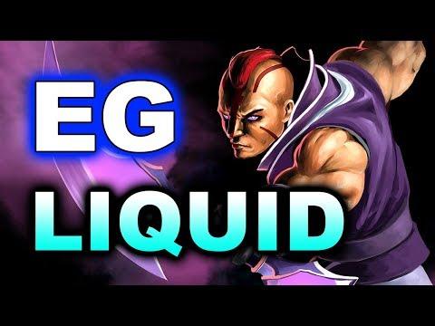 LIQUID vs EG - SEMI-FINAL - MAJOR DREAMLEAGUE 8 DOTA 2