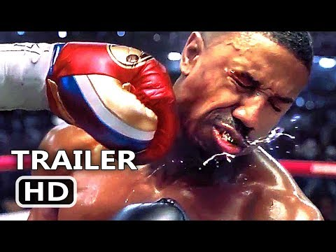 CREED 2 Official Trailer (2018) Action Movie HD