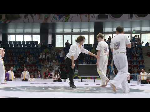 Male Juniors 2018 World Championship
