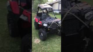 7. 2017 Polaris ACE 500