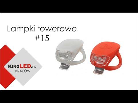 Lampki rowerowe #15 - Poradnik od KINGLED_pl
