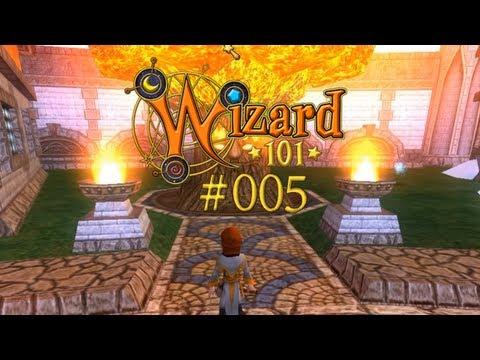 Let's Test-Play Wizard101 #005 [Deutsch|HD] - Nach dem Klapperknochen in die Schule