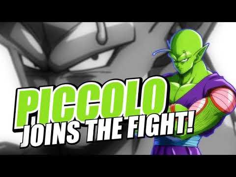 Dragon Ball FighterZ - Piccolo se présente aux joueurs de Dragon Ball FighterZ