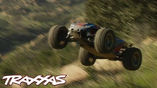 Downhill Shredding | Traxxas Rustler 4X4 VXL