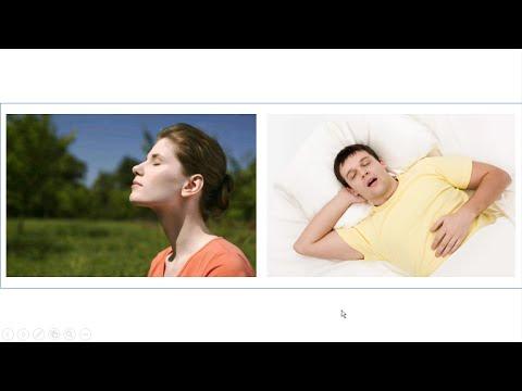 Почему дыхание носом лучше, чем дыхание ртом