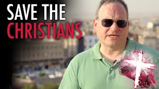 LEARN HOW TO HELP: http://www.SaveTheChristians.comEzra Levant of TheRebel.media is in Erbil, Iraq, a once-bustling city rebuilding after years of ISIS attacks. It is now home to thousands of Christians who fled there to escape Islamic persecution.WATCH Ezra's nightly show: http://therebel.media/the_ezra_levant_showPLUS http://www.Facebook.com/JoinTheRebel *** http://www.Twitter.com/TheRebelTV