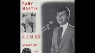Dany Martin - Er Is Geen Reden (Original 45 Belgian Phasing Fuzz Freakbeat MOD Dancer)