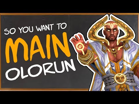 SMITE: So You Want to Main Olorun   Builds   Counters   Combos & More! (SMITE GUIDE)