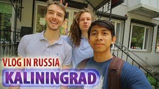 Video Kenalan sama orang Rusia pake Bahasa Inggris? - VLOG IN KALININGRAD MP3, 3GP, MP4, WEBM, AVI, FLV November 2018