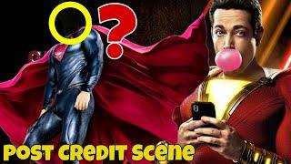 Shazam Post Credit Scene Explained In Hindi Under 1 Minute