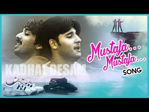 Mustafa Mustafa Song | Kadhal Desam Movie Songs | AR Rahman | Vineeth | Abbas | Tamil Hit Songs 2017