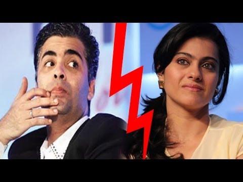 s Karan Johar spreading false rumours about Kajol