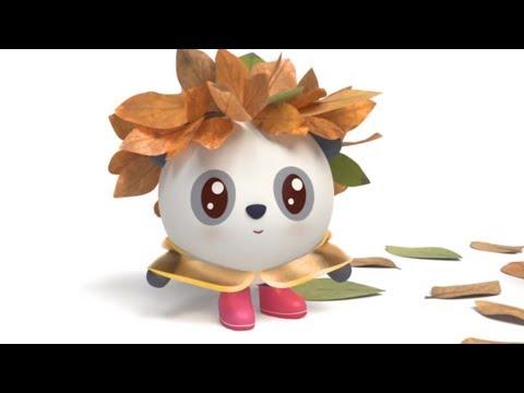 Малышарики - Принцесса - серия 92 - обучающие мультфильмы для малышей 0-4 - про машинки (видео)