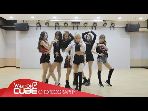 Video (여자)아이들((G)I-DLE) - 'LATATA' (Choreography Practice Video) download in MP3, 3GP, MP4, WEBM, AVI, FLV January 2017