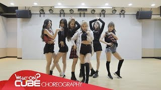 Download Lagu (여자)아이들((G)I-DLE) - 'LATATA' (Choreography Practice Video) Mp3