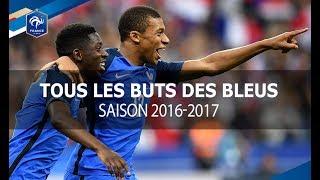 Video Tous les buts des Bleus, saison 2016-2017 ! MP3, 3GP, MP4, WEBM, AVI, FLV Juli 2017